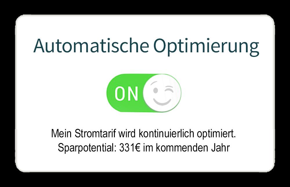 Stromvergleich per Autopilot