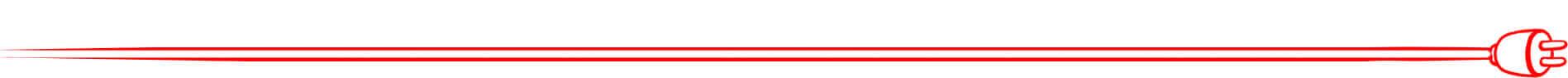 Strompreis Vergleich - Kapiteltrenner rot unten