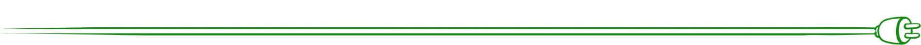 Strompreis Vergleich - Kapiteltrenner grün unten