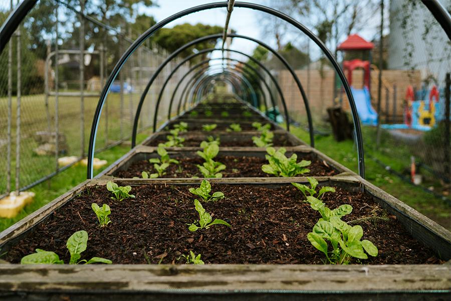 Community Partnership Program at Hope City Mission - Partners include Melbourne Water, Jobactive