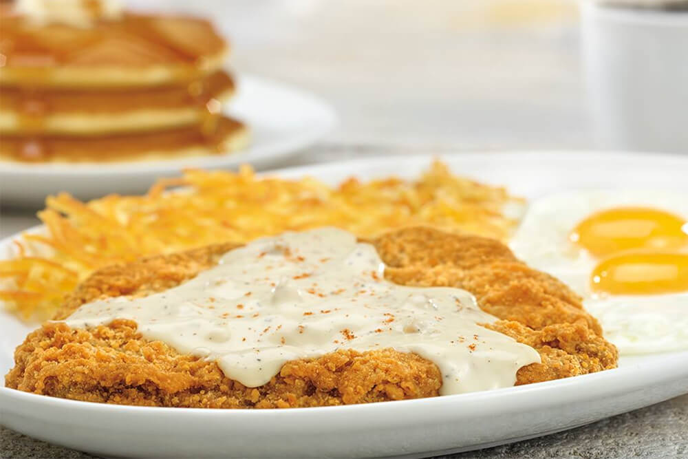 Village Inn Chicken-Fried Steak