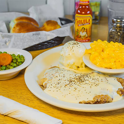 Savoy Chicken-Fried Steak