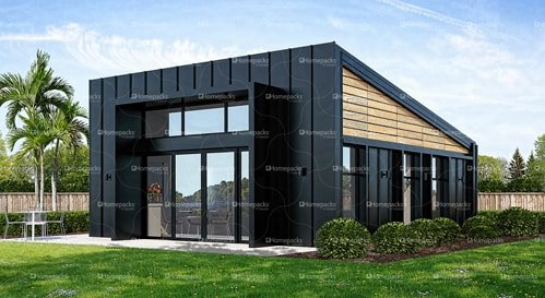 Homepacks Haven architectural house plan