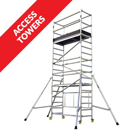 Access Tower and Scaffolding Tower Hire Portishead