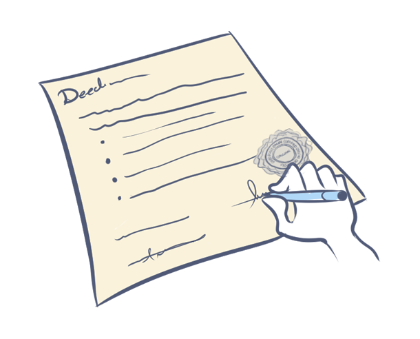 How to Witness (Execute) your Deed Poll