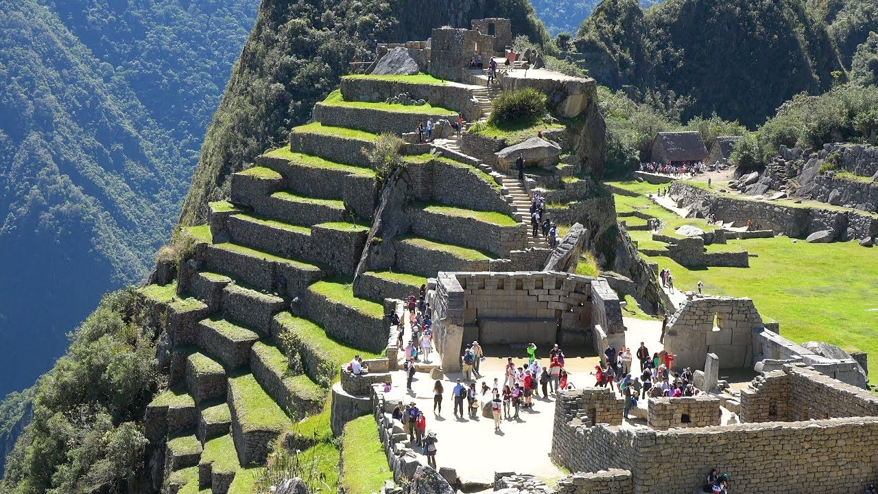 Machu Picchu Left Side