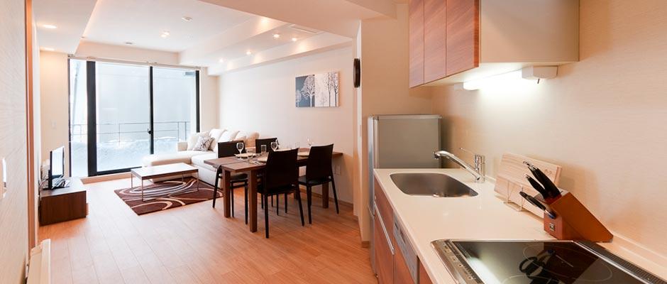 Photo of Akazora one bedroom living area
