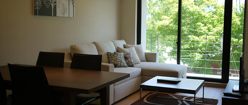 Photo of Akazora one bed room living room