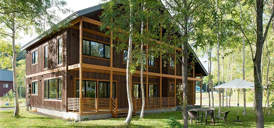 Niseko Summer Long Term Accommodation