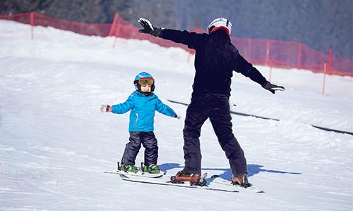 MnK Ski School