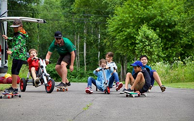 Outdoor Activities for Youths, Families
