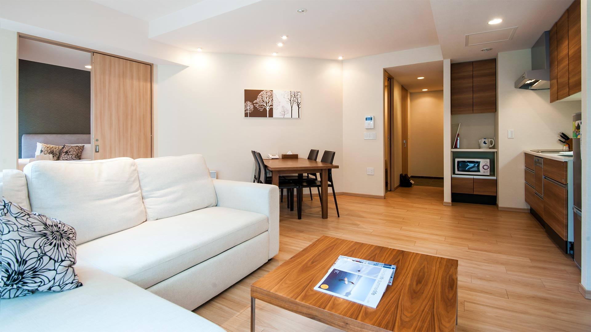 Akazora One Bedroom Apartment