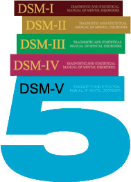 What is the DSM-V?