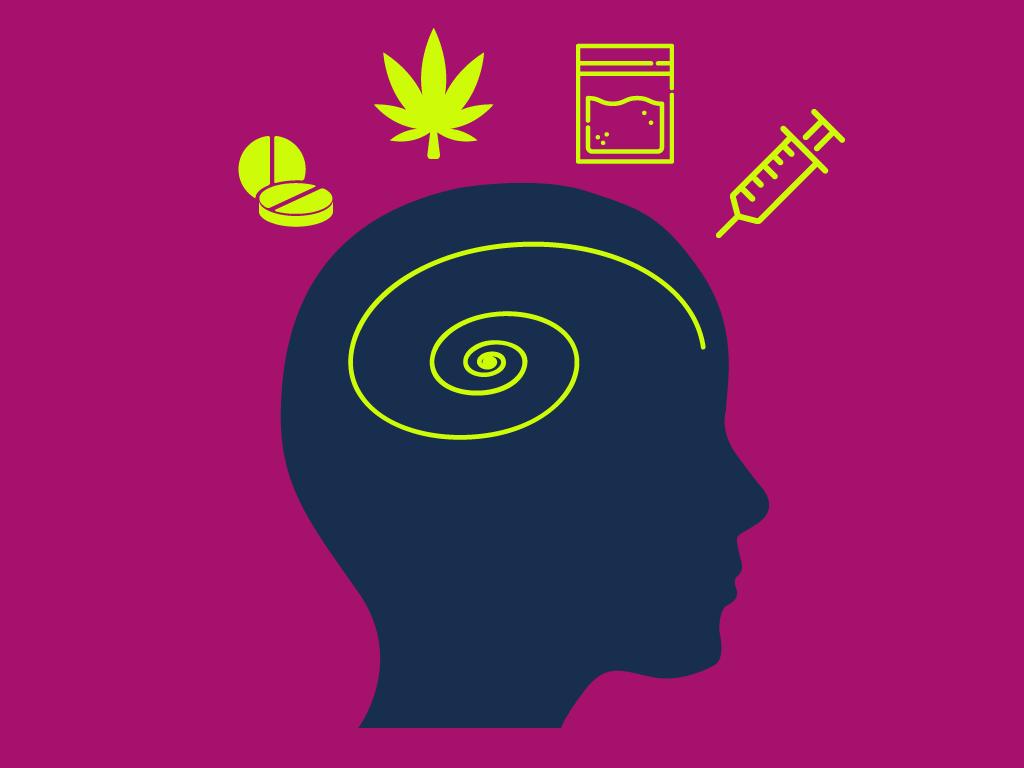 Common symptoms and behavior of addiction