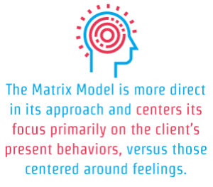 The Matrix Model of Drug Treatment