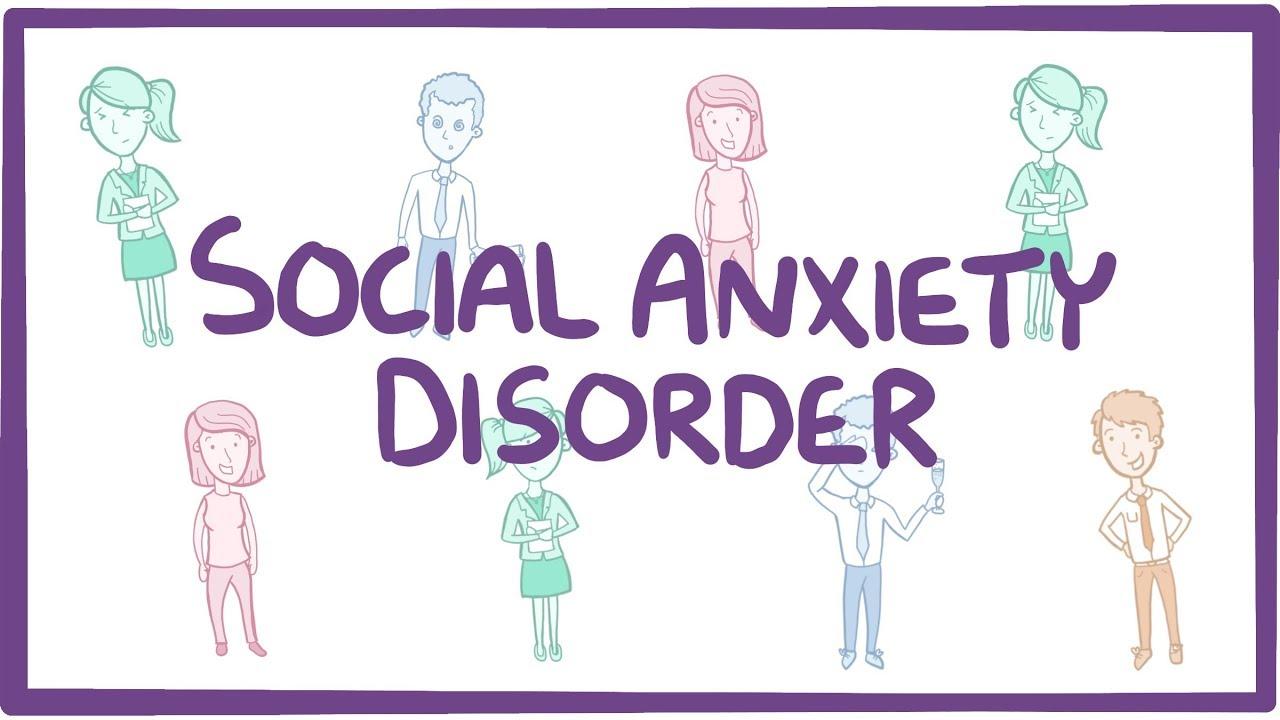 Social Anxiety Disorder (SAD) And Addiction