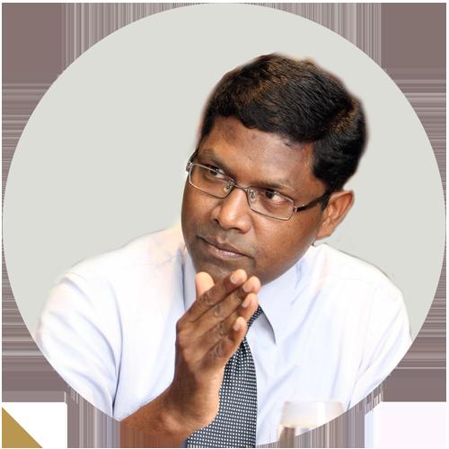 Dato' Professor Dr Andrew Mohanraj
