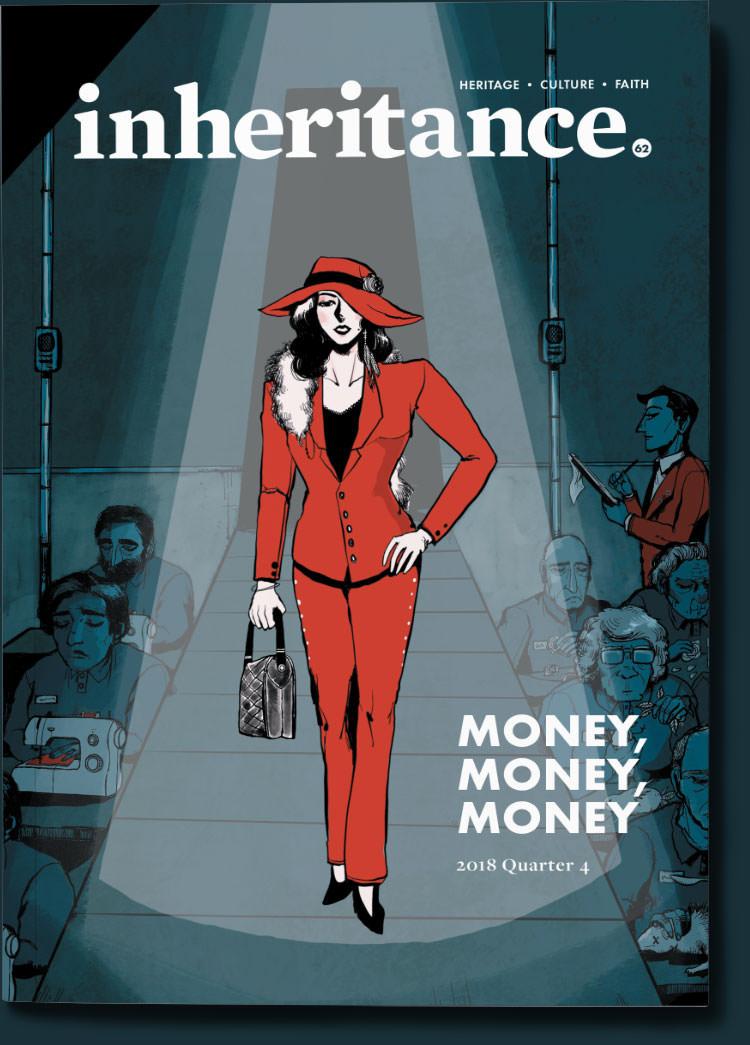 Issue 62: Money, Money, Money