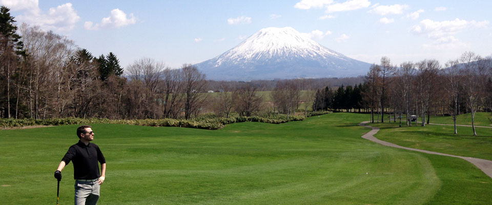 Golf in Niseko Is Teeing Off