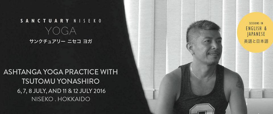 Summer Yoga in Niseko
