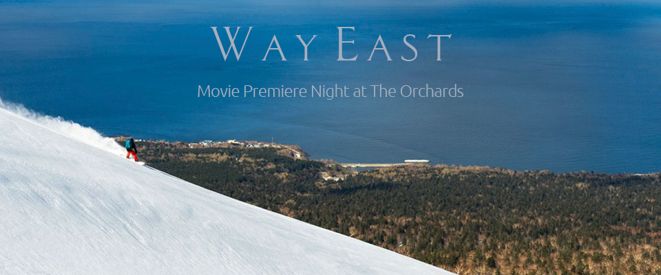 WAY EAST | Movie Premiere at The Orchards