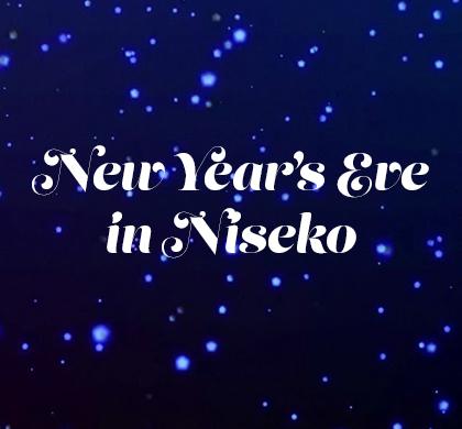 New Year's Eve in Niseko