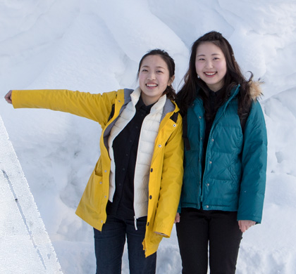 MnK Niseko Welcomes Winter Interns for Second Year Running