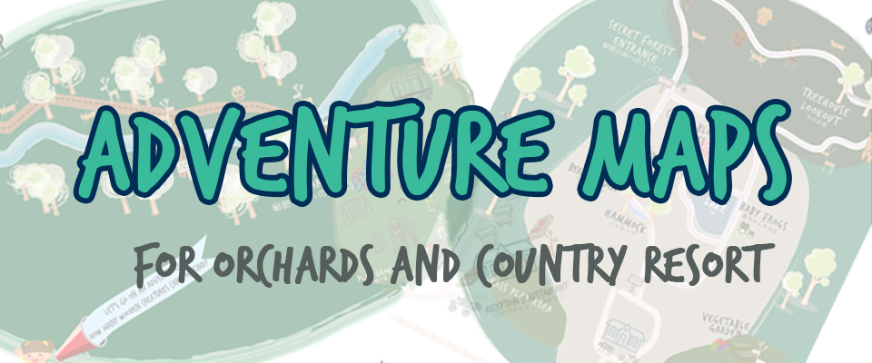 Kids' Adventure Maps