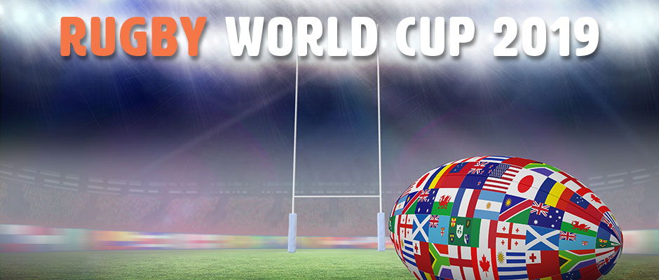 2019 Rugby World Cup Package