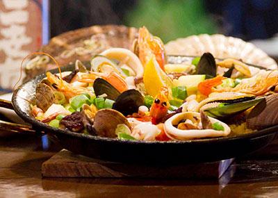 Ezo Seafoods