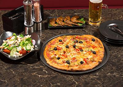 Lava Lounge Pizza