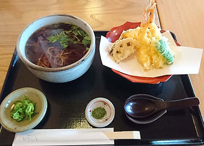 Teuchi-Soba Ichimura