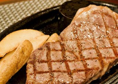 Steak Rosso Rosso