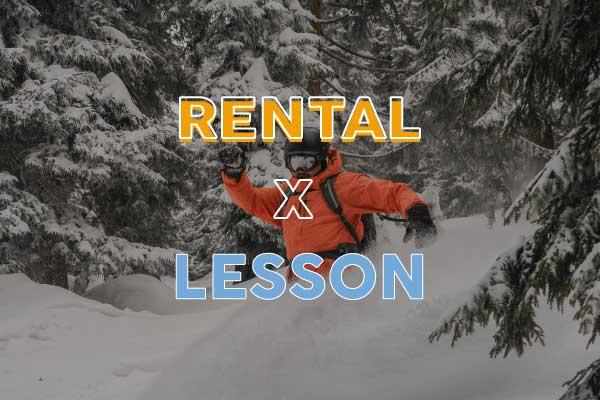 10% Off Rental and Lesson Package