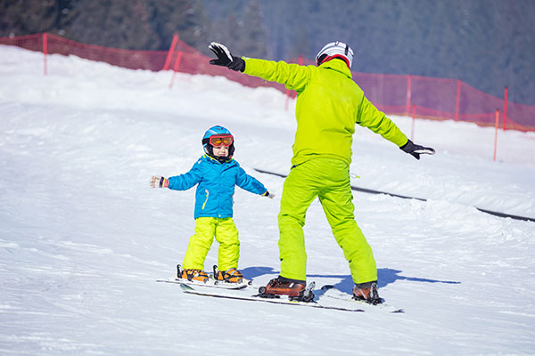 Ski and Snowboard Lessons