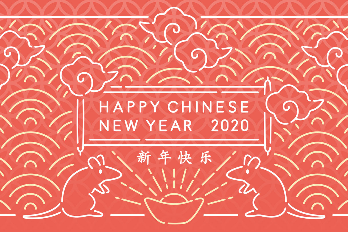 20% Off Chinese New Year