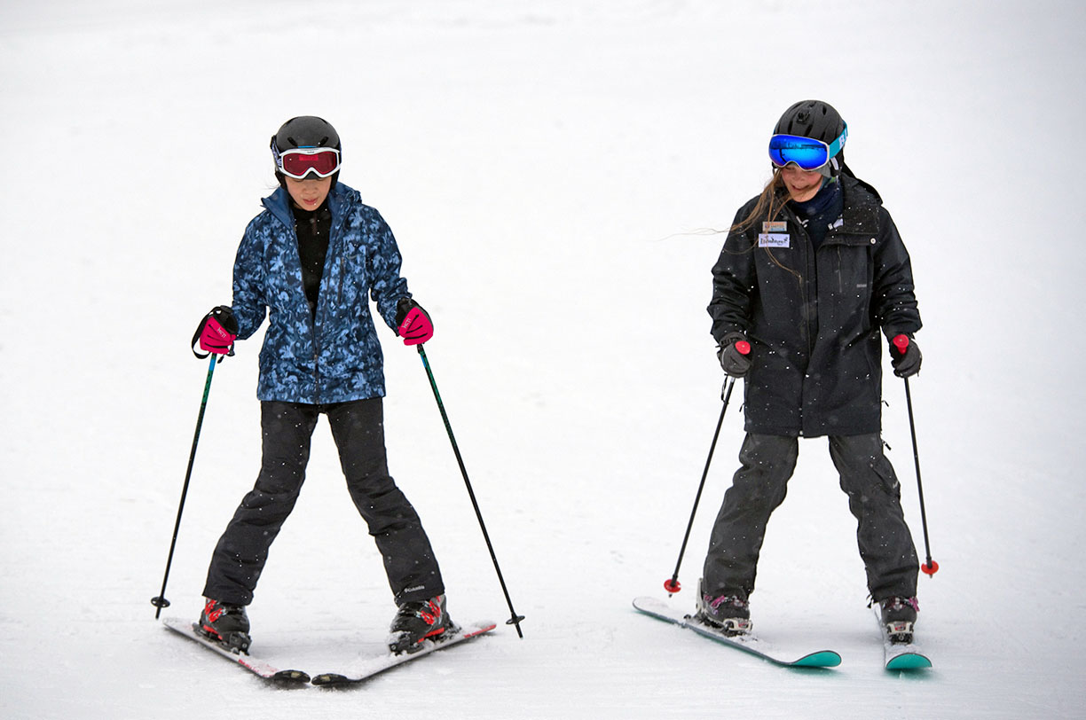 More Lessons, More Savings with MnK Ski School