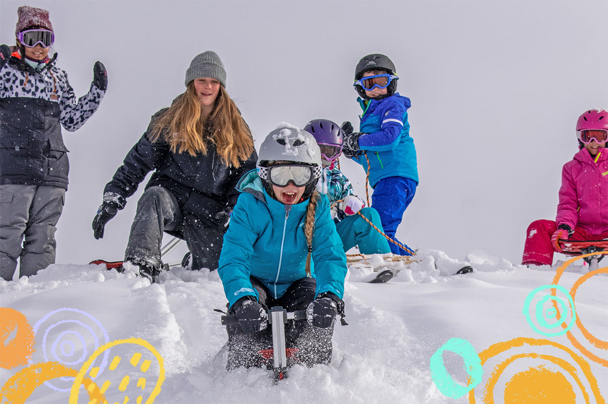 Winter Kids' Camp Now on Sale! 10% off All New Orders