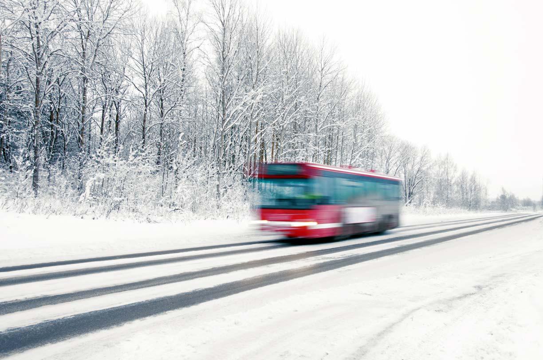 定期運行バス