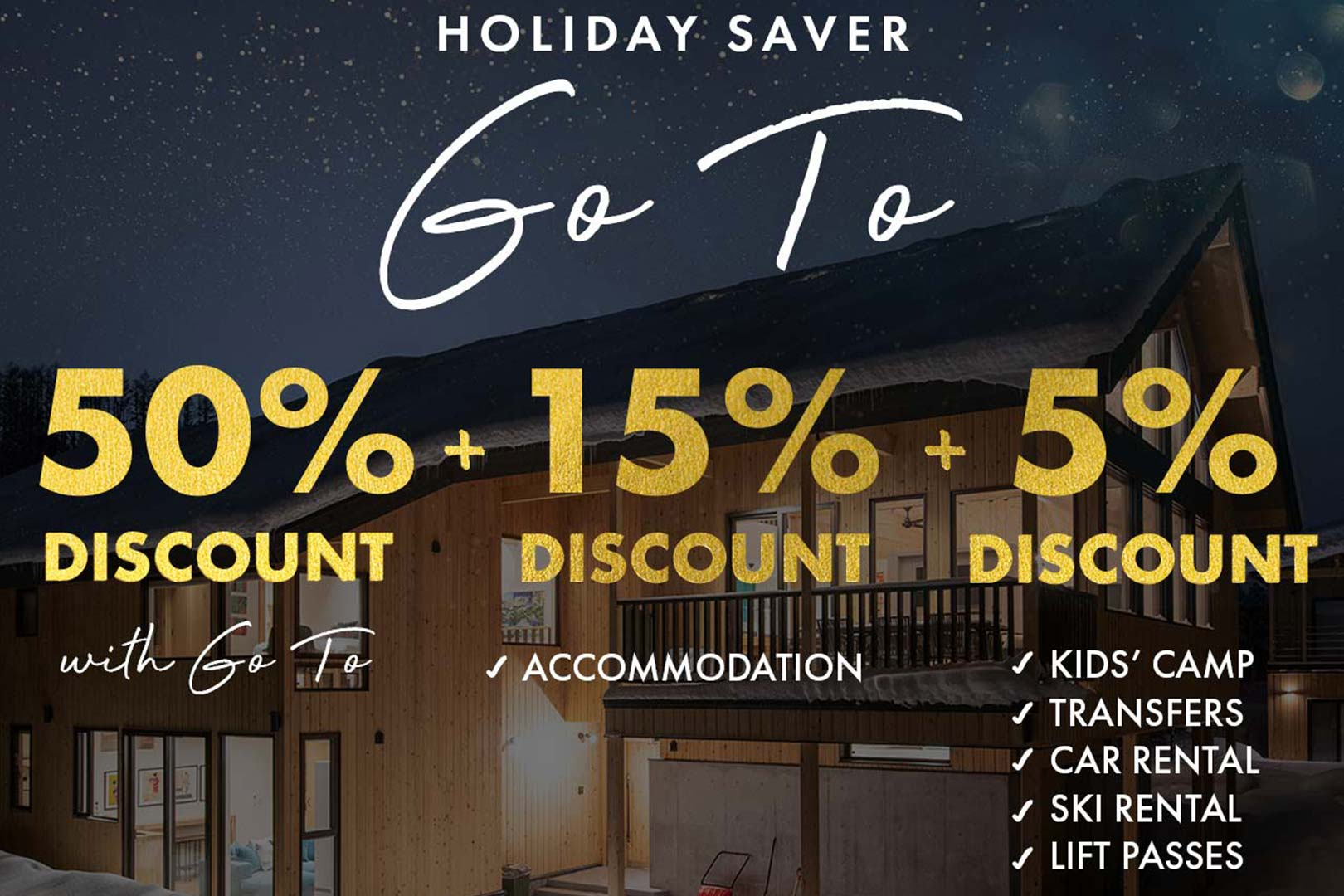 Holiday Saver Go To