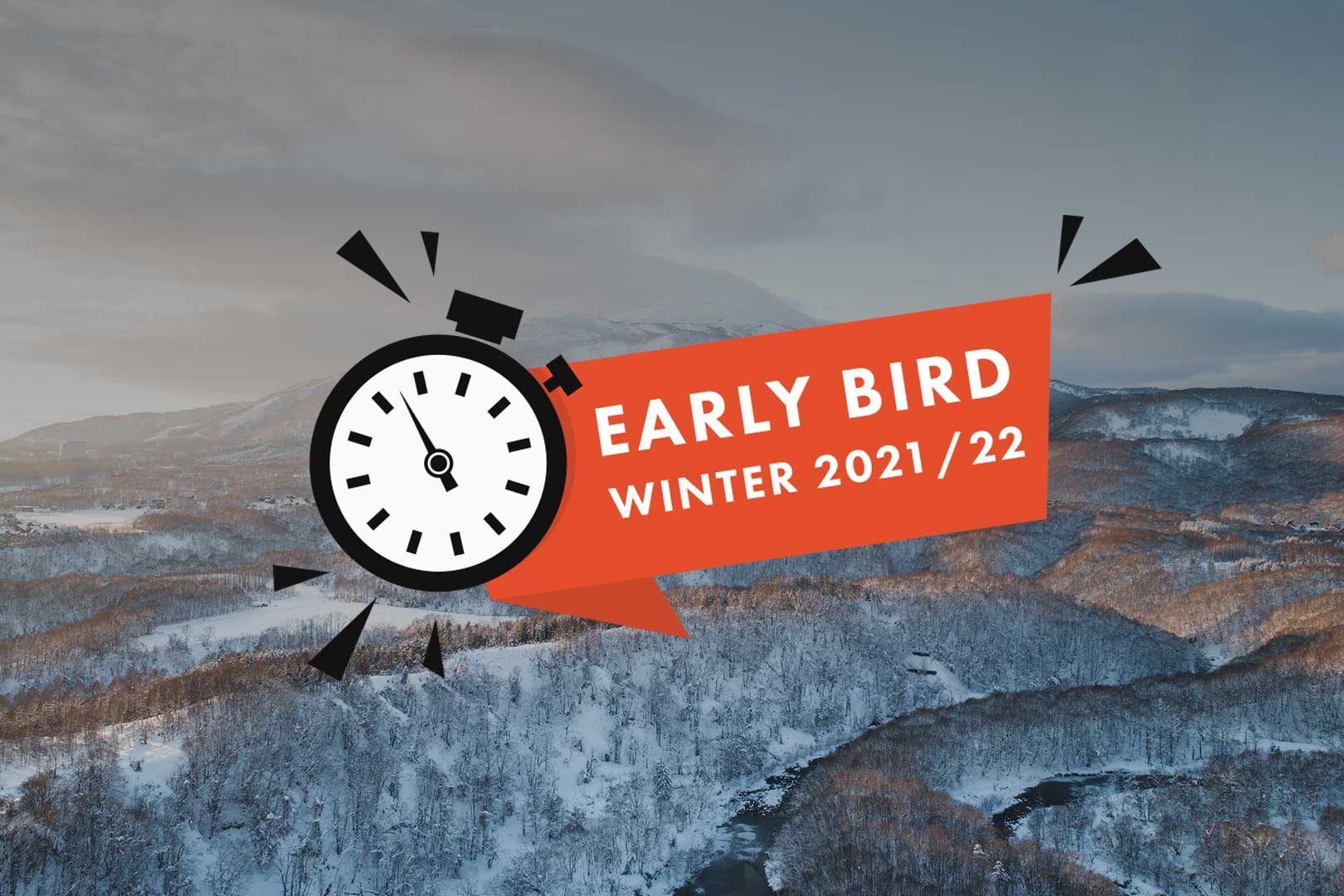 Winter 2021/22 Early Bird Promotion