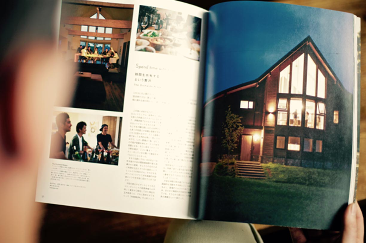 The Orchards Niseko in Canvas Magazine