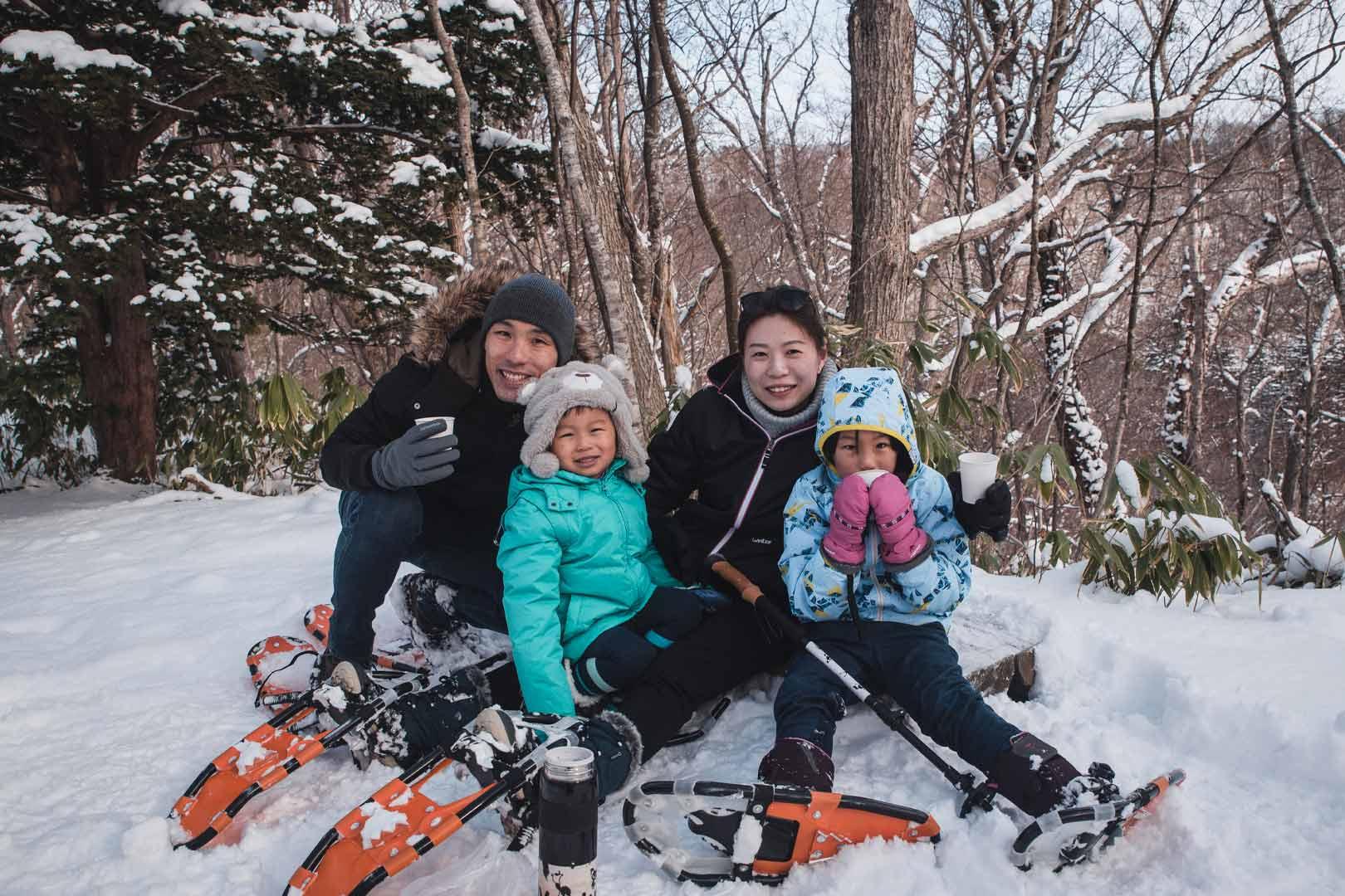 Spring Family Ski Package