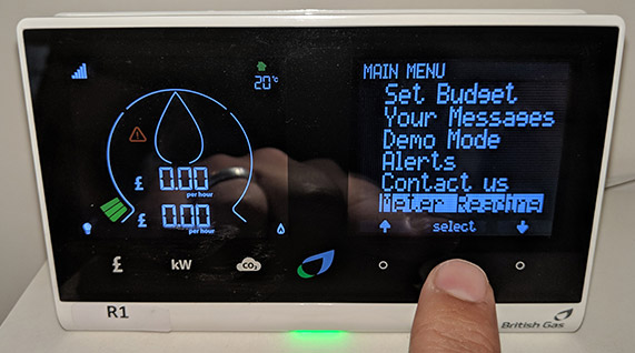 How To Take A Meter Reading Smart Meter Gas Amp Electric