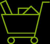 Shopping -Card Icon