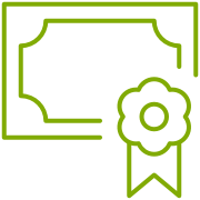 Zertifizierungen Icon