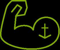 Sportmannschaft Icon