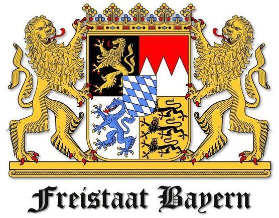 Freistaat Bayern Logo