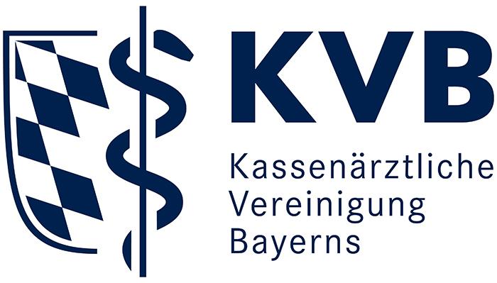 Kassenärztliche Vereinigung Bayerns (KVB) Logo