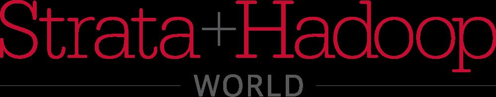 Strata + Hadoop Logo
